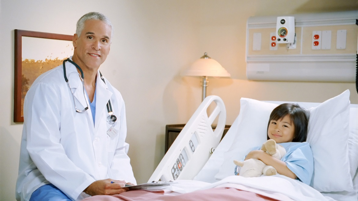 your child's well-being—role of a pediatrician in early pediatric care, Skeleton