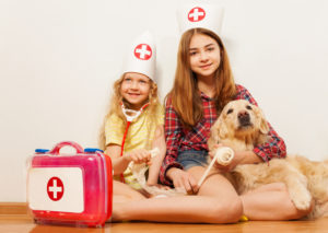 The Four Stages of Pediatric Care