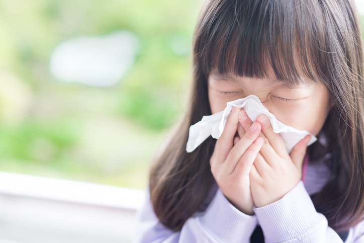The Four Common Signs of Seasonal Allergies