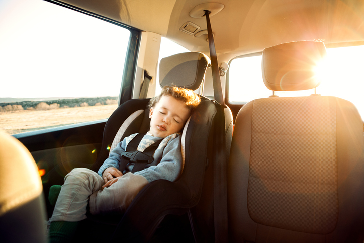 Four Quick Tips on How to Keep Your Child Safe in the Car