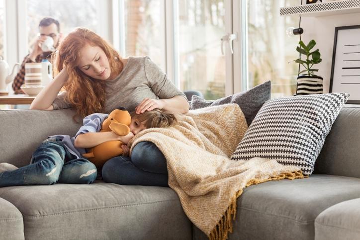 Five Top Flu-Fighting Tips for Children