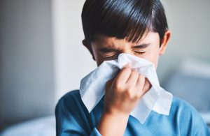 Four Common Causes of Child Pneumonia and Their Symptoms