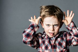 Signs of a Disruptive Behavior Problem in Kids