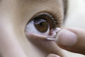Contact Lenses Safety Tips for Kids