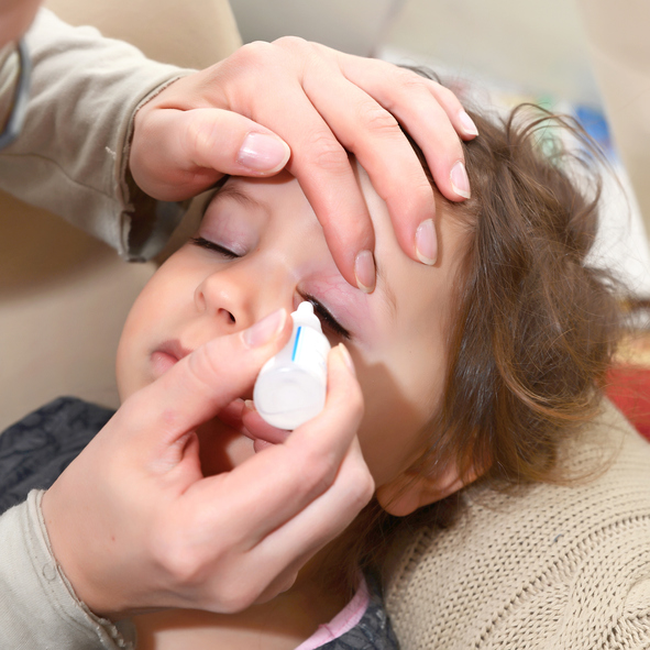 How to Spot and Treat Eye Infections in Kids